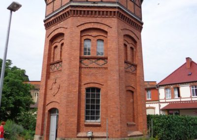 References: Historic water tower (1)