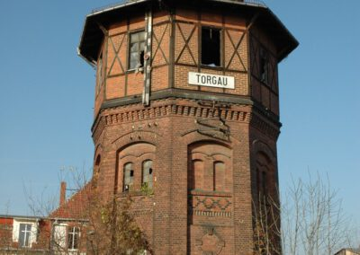 References: Historic water tower