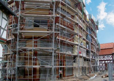 Hessenpark renovated with UdiFRONT insulation system