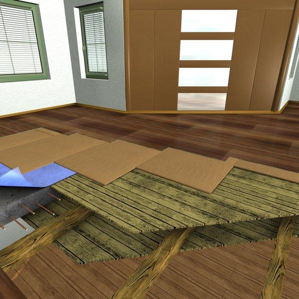 UdiWood Fibre Insulation Boards: UdiSTEP