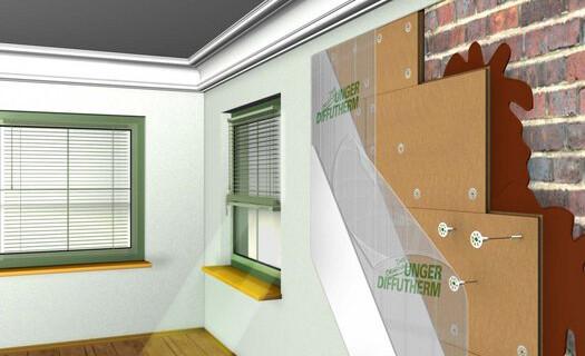 Interior Insulation system UdiIN